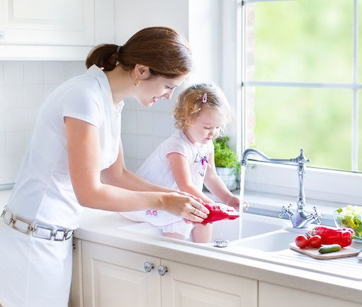 6 ways to save water in the kitchen: There's no excuse not to be water-wise