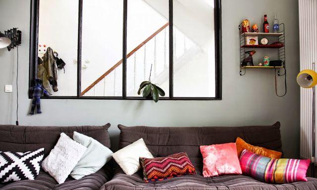 Coup de coeur pour une maison belge lumineuse et vintage