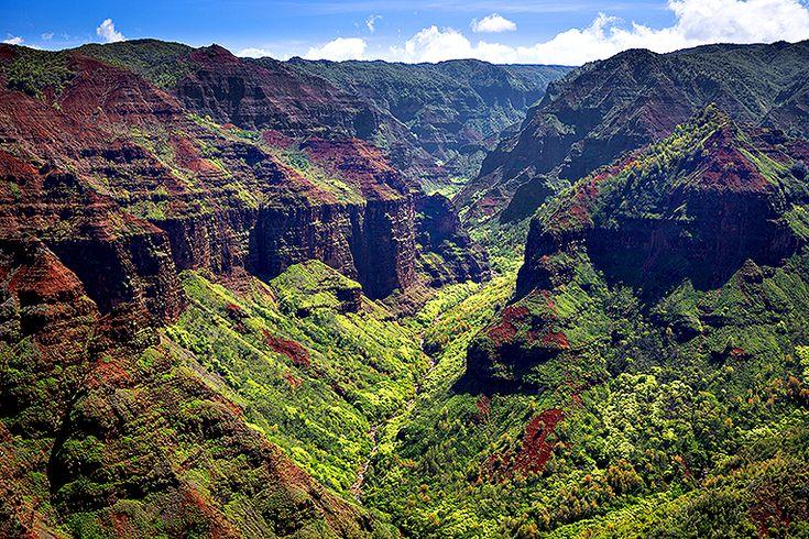 Upplev Hawaiis svar på Grand Canyon