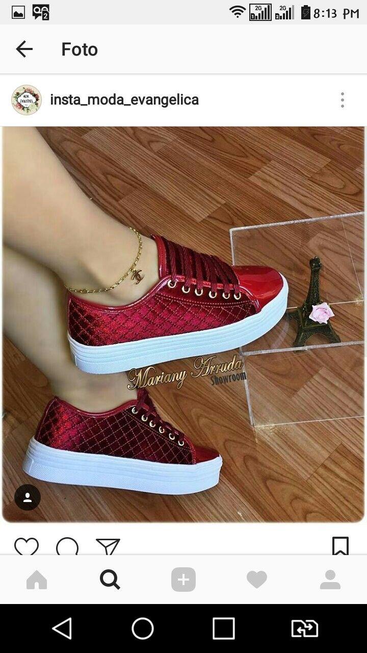 f7f47a007e Pin de Ena Cruz em zapatos y botas em 2019