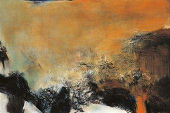 Zao Wou-ki: The Modern Renaissance of Chinese Art   Chinese 20th Century Art   Special Feature   Christie's