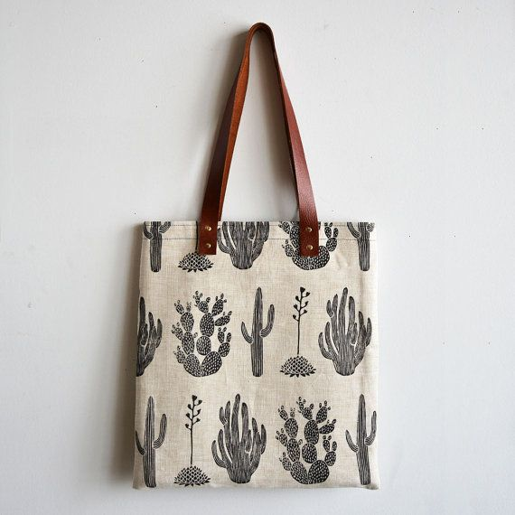 Hey, I found this really awesome Etsy listing at https://www.etsy.com/listing/189506351/cactus-tote