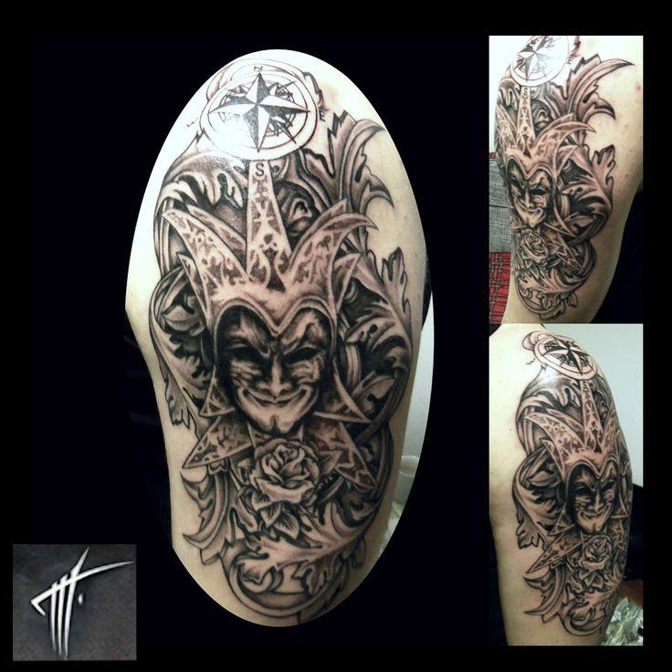 Tattoo Ideas Jester: 1000+ Ideas About Jester Tattoo On Pinterest