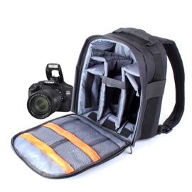 Sac à dos Canon pour appareil photo, résistant à l'eau #Sac #Photo #Canon