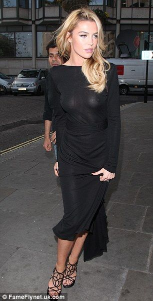 Abbey Crouch... love the dress!!