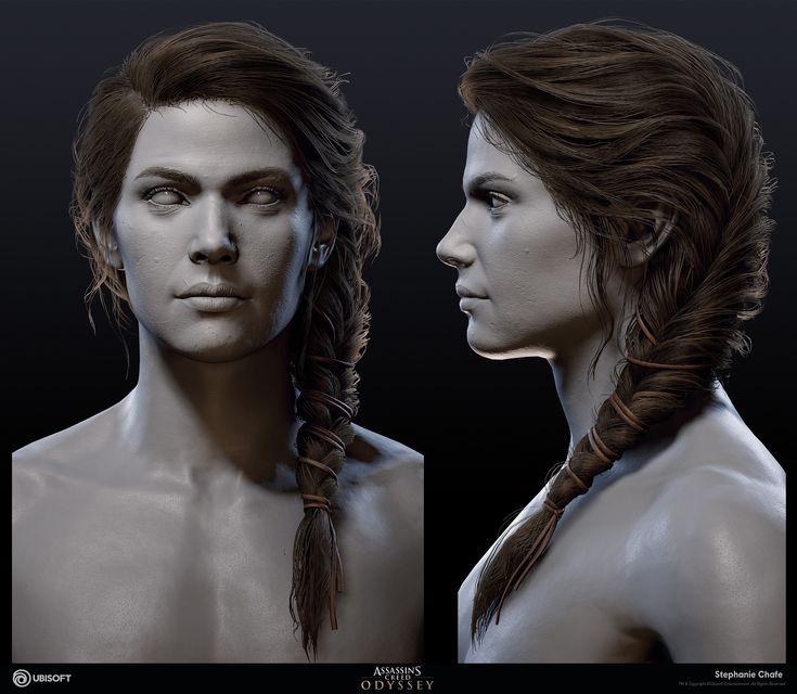 Kassandra's Hair (Assassin's Creed Odyssey