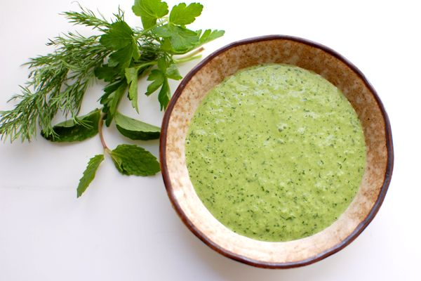 Green Goddess Dressing | Be Nourished (Dip, dress, and sauce) | Pinte ...
