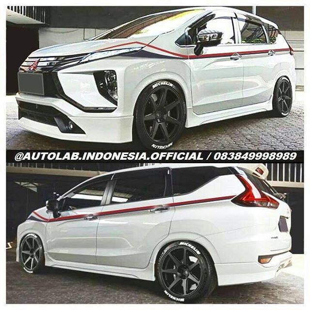 Stancenation Indonesia Available Oem Bodykit Mitsubishi Xpander Bahan Plastic Abs Plug Play 1 7 Juta Set Tanpa Cat Depan Belakang Samping O To Xe Hơi Xe May