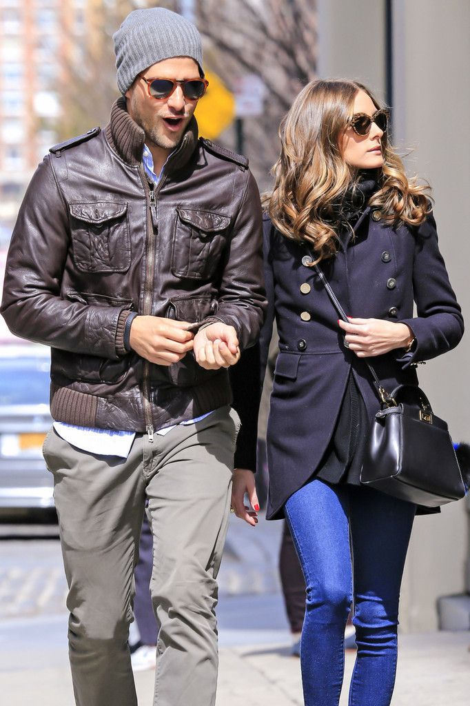 New obsession: Olivia Palermo and Johannes Huebl