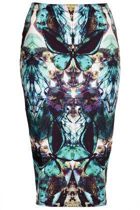 Moth Tube Skirt