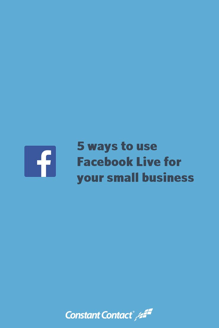 Facebook Live is the new extension to Facebook that, pretty soon, you will be hearing a lot about. But what is Facebook Live? And — more to the point — how can small businesses like yours use it to supercharge your marketing?