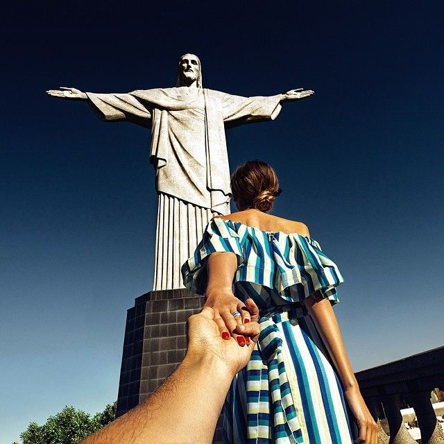 http://instagram.com/p/po2aG3Gsza/?modal=true Christ the Redeemer statue in Rio