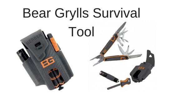 Bear Grylls Survival Tool
