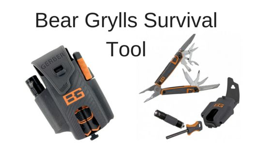 Bear Grylls Survival Tool