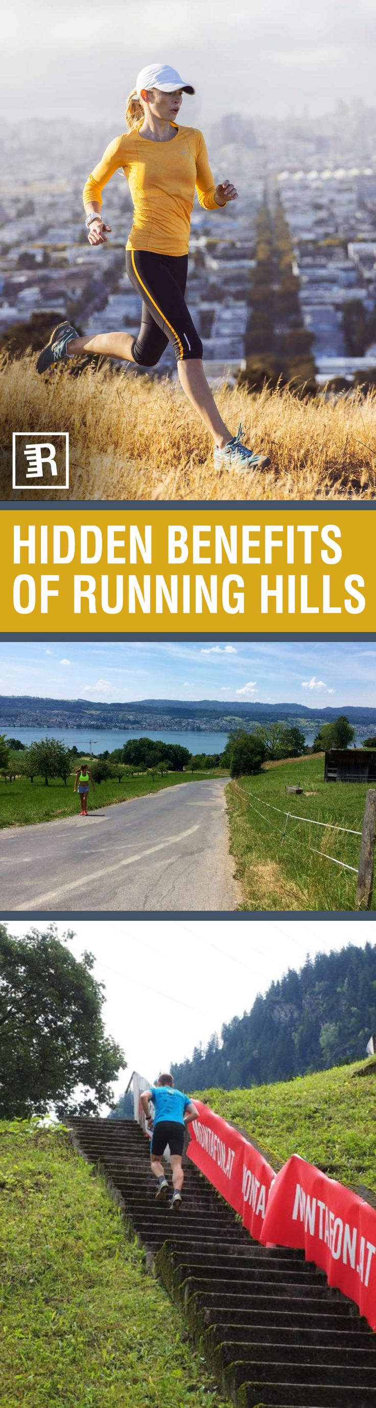 Hills are a challenge for most runners, yet there is a secret that each hill holds. Dare yourself to achieve the impossible, and learn the hidden benefits of running hills.