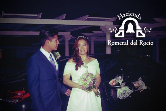 Llegan la novia #salonesbodasmalaga