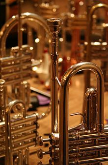 Brass instrument - Simple English Wikipedia, the free encyclopedia