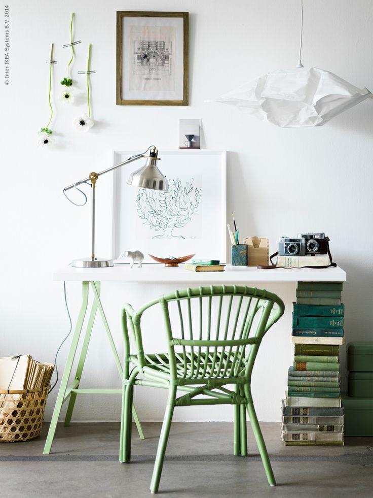 DIY Greenroom! - Ikea is great!