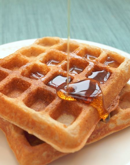 Old-Fashioned Yeasted Waffles & Cuisinart Waffle Maker Giveaway