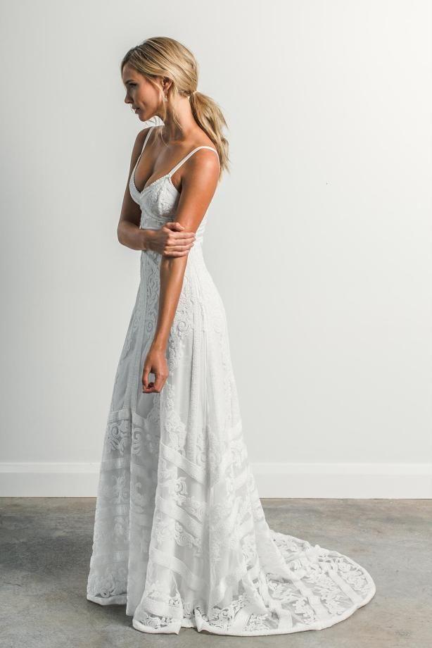 12 Stunning Boho Wedding Dresses by Grace Loves Lace – b & s groves