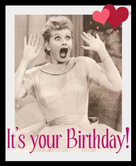 It's Your Birthday, Melissa!!!! Yipppeee! Hooray! ❤️❤️❤️