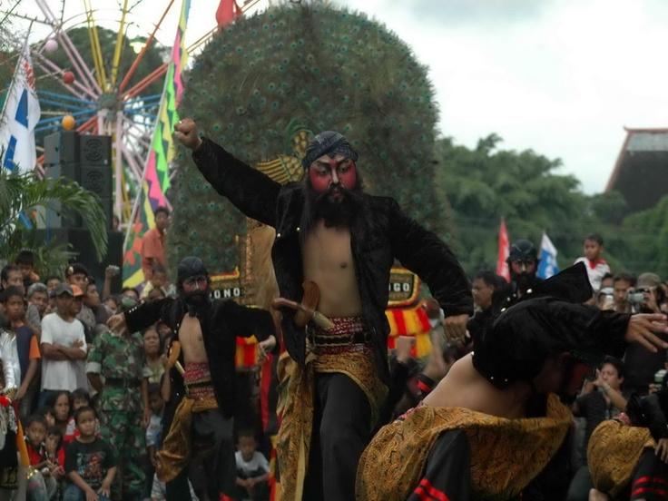 REOG AND WAROK PONOROGO,INDONESIA JAWA TIMUR