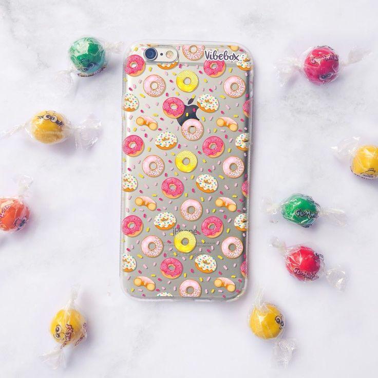 Doce doce doce a vida é um doce.Quem aí ama docinhos que nem a gente?. - {case donuts}. - Combo Vibebox: casecarregador a partir de R$19990 (com frete grátis)