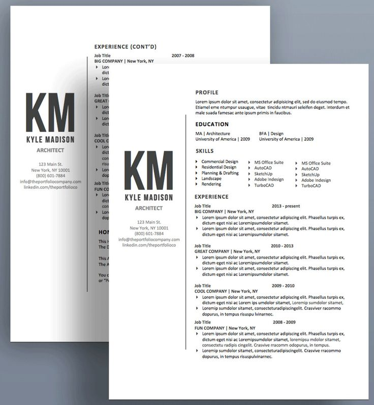 19 best Resume Design images on Pinterest Resume design, Design - resume templates for indesign