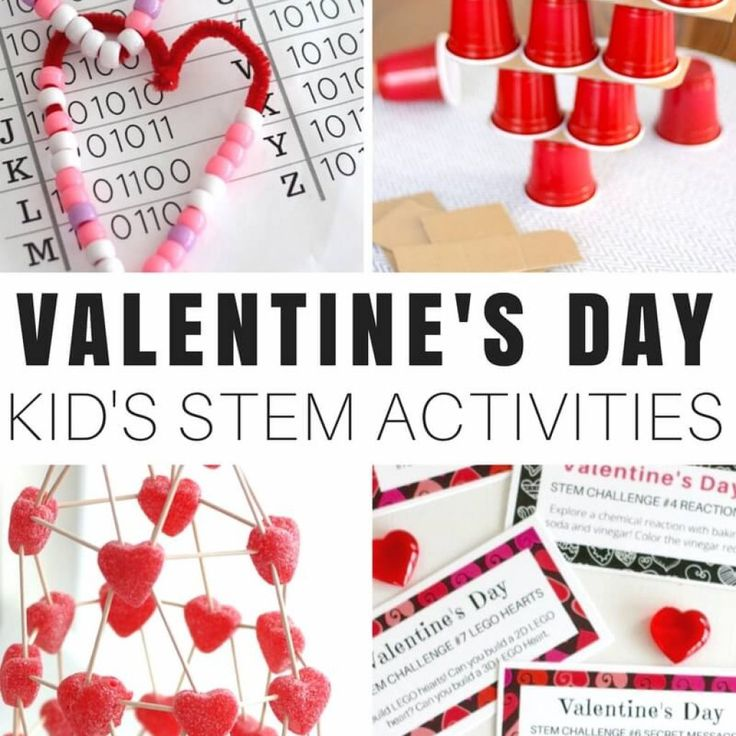 valentine s day art lesson middle school with valentines stem activities and challenges for kids. Black Bedroom Furniture Sets. Home Design Ideas
