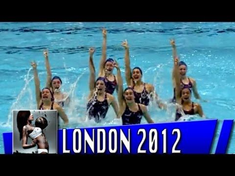 OLYMPICS: Synchronised swimming - countdown to London 2012 http://YouTube.com/v1sionsport via http://visionsport.co.uk