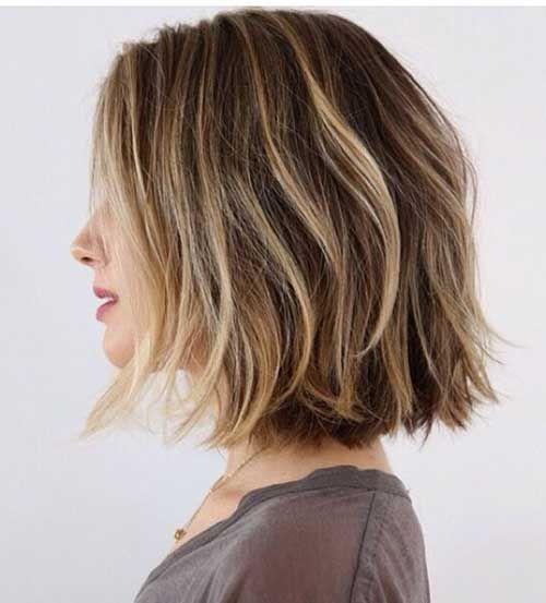 cool Wirklich stilvolle kurze Choppy Haircuts für Damen Check more at http://frisuren-haarstyle.com/wirklich-stilvolle-kurze-choppy-haircuts-fur-damen/