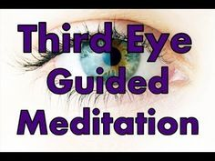 Learn how to open your third eye chakra with this guided meditation. You'll first enter a Theta Brainwave state so that working with your third eye becomes easier. Your ajna chakra is not either open or closed. After patience and training, you experience
