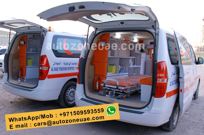 Hyundai Ambulance For Sale Whatsapp Mob 971509593559 Cars Autozoneuae Com Ambulance Manufacturer And Supplie New Cars For Sale Vehicle Conversion Vehicles
