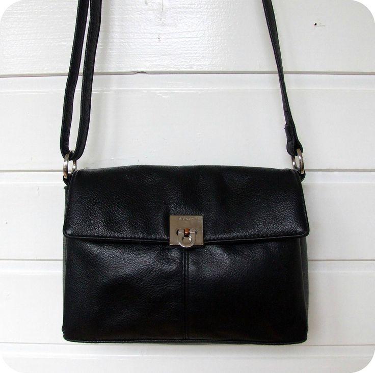 PICARD Luxus Leder Handtasche Leather Bag Schultertasche Tasche City Purse Borsa in Kleidung & Accessoires, Damentaschen | eBay