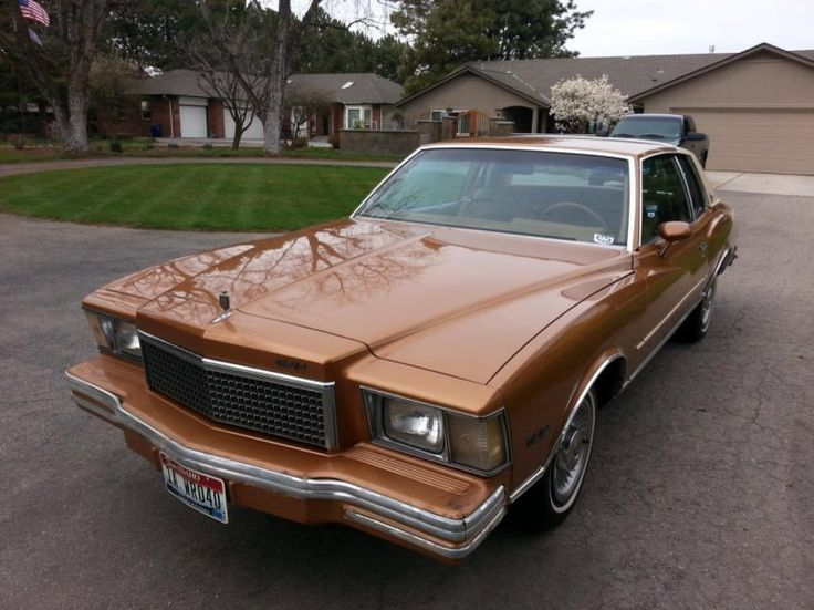 1978 Chevrolet Monte Carlo Landau