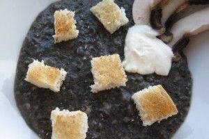 Supa crema de ciuperci - Culinar.ro