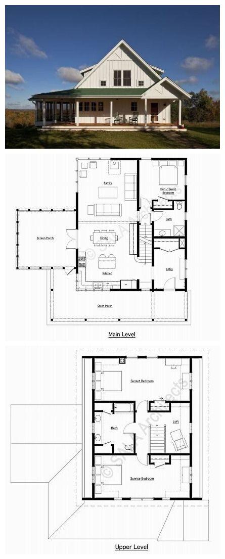 Best 25 farmhouse home plans ideas on pinterest for Stonegate farmhouse plans