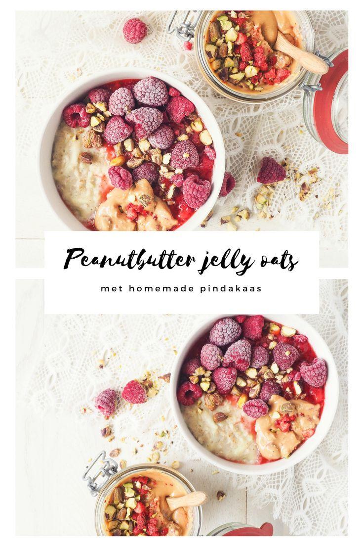 Peanutbutter jelly oats