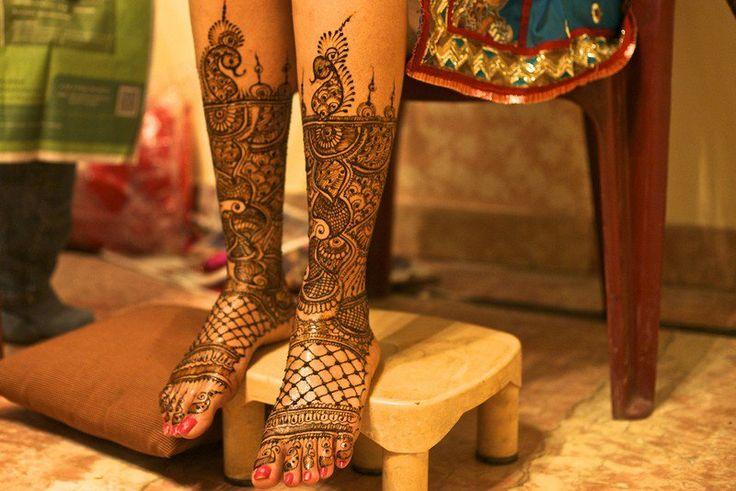 MEHNDI: EL ARTE TRADICIONAL DE HENNA