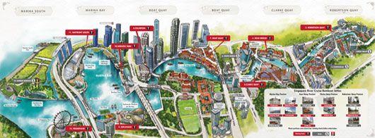 |: Singapore River Cruise :|
