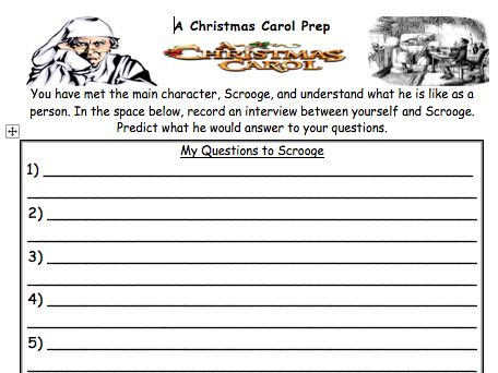 A Christmas Carol (Real Reads) Guided Reading Activities for KS2, Primary.