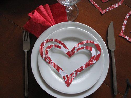 1000+ images about Déco Saint-Valentin : Un peu, beaucoup ...