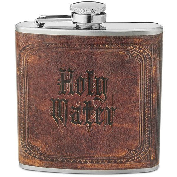 Holy Water Flask ❤ liked on Polyvore featuring home, kitchen & dining and bar tools
