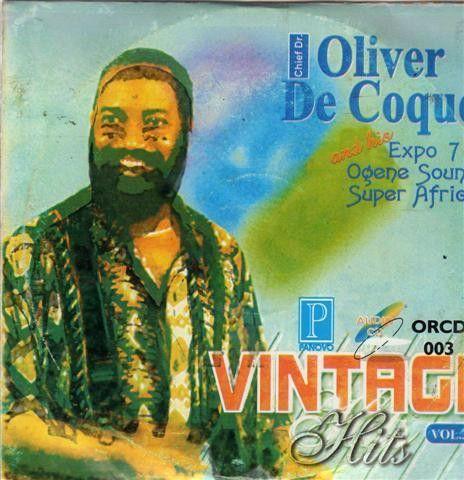 Oliver De Coque - Vintage Hits Vol 3 - CD
