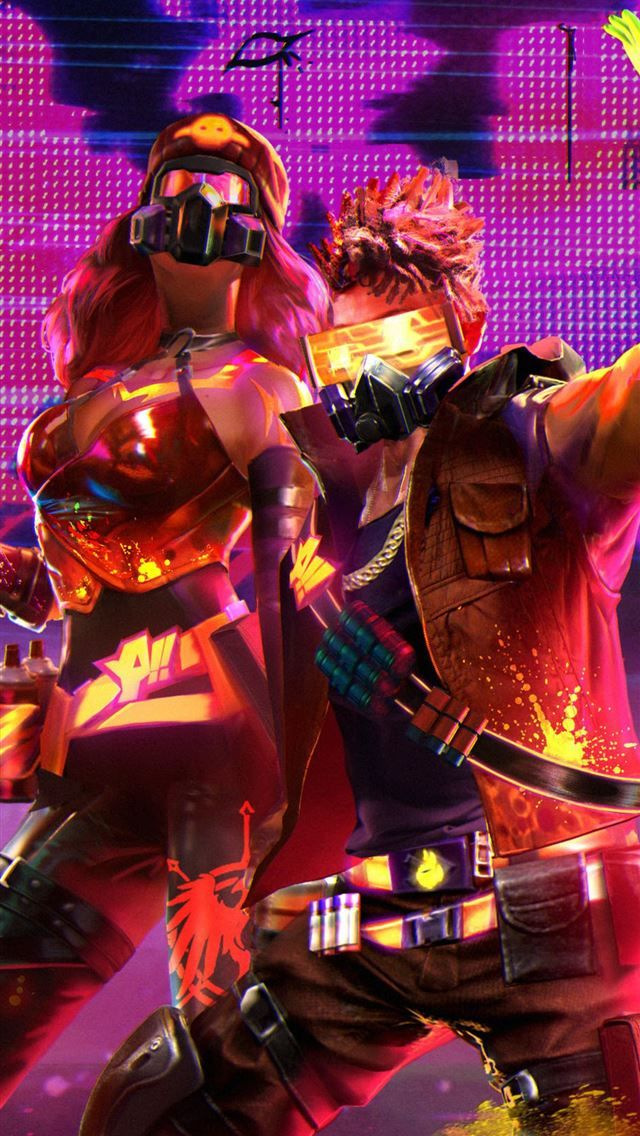 Garena Free Fire 4k Game 2020games Games 4k Fire Image Gaming Wallpapers Dark Wallpaper Iphone
