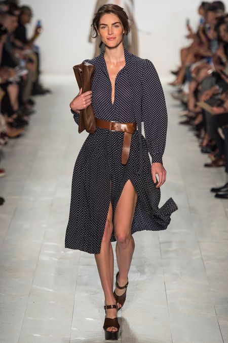 Michael Kors Spring 2014 Ready-to-Wear: Ready To Wear, Polka Dots, Polkadot, Fashion Week, Michael Kors, Spring Summer, New York Fashion, Spring 2014, Kors Spring
