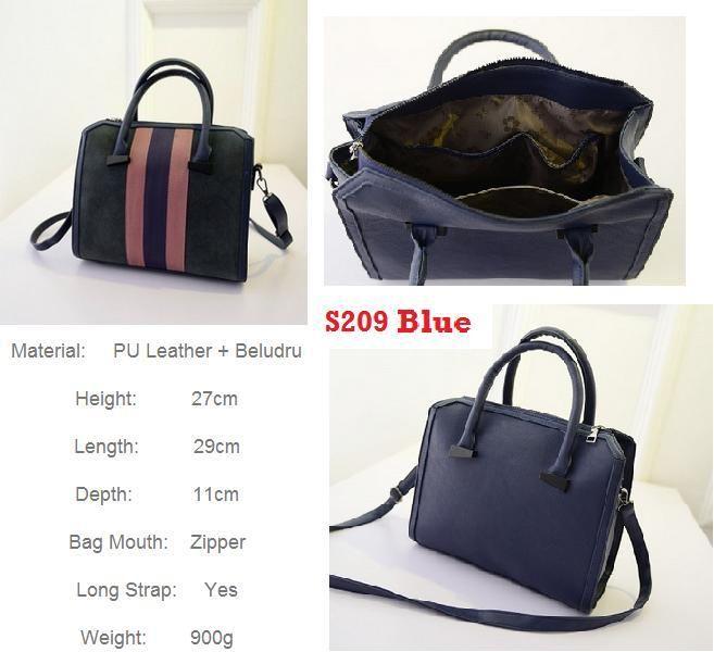 keren S209 Blue