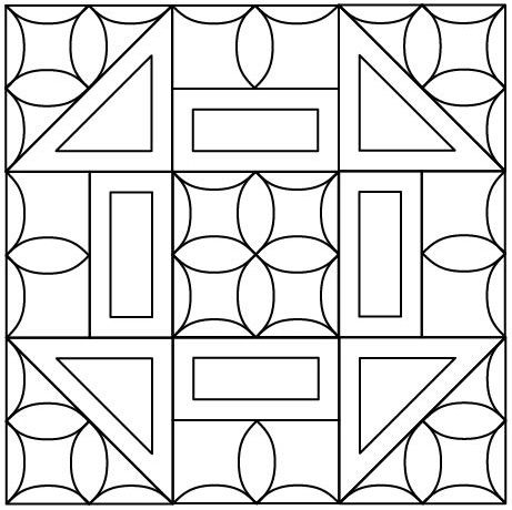 Looking for quilting design ideas? Let these 25 Churn Dash blocks inspire you!