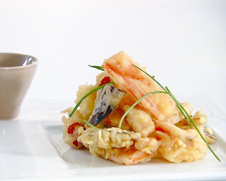 Ingredienti prima ricetta: Per la tempura: 200 gr di farina 180w, 100 gr di…