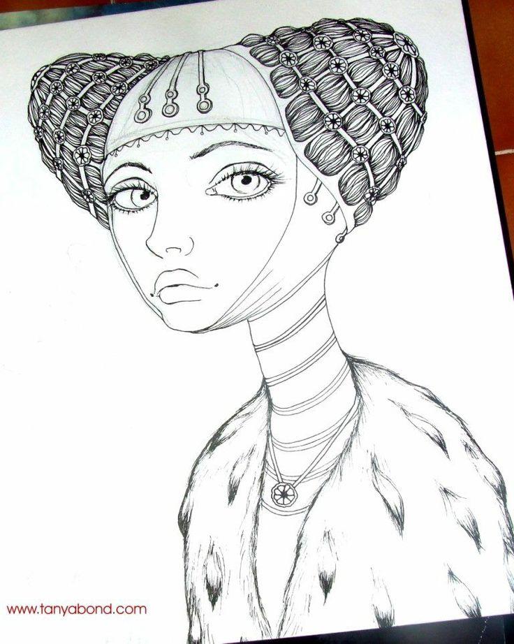 17 mejores imágenes de TANYA BOND coloring en Pinterest   Bond ...